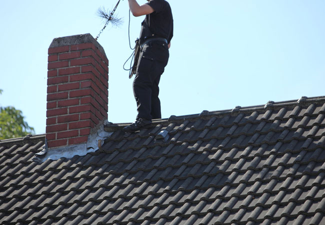 A Chimney Sweep - Chimney Cleaning Services